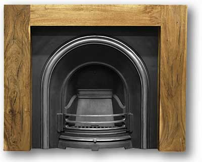 The Ce Lux Fireplace Insert - Victorian Fireplace Inserts From Victorian Fireplaces UK