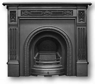 The Scotia Fireplace Insert - The Scotia Fireplace Insert From Victorian Fireplace Suppliers UK
