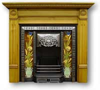 Late Victorian Fireplace Inserts