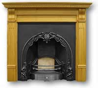 Early Victorian Fireplace Inserts