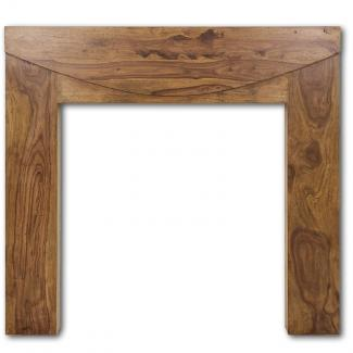 The New Hampshire Wooden Mantel