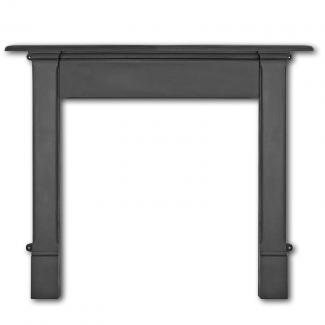 The Alice Cast Iron Fire Surround